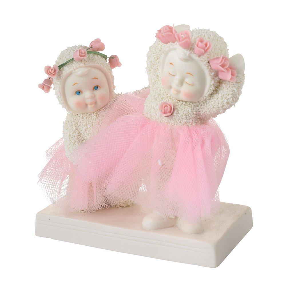 3.94 inch Department 56 Snowbabies Classics Tutu Cute Figurine