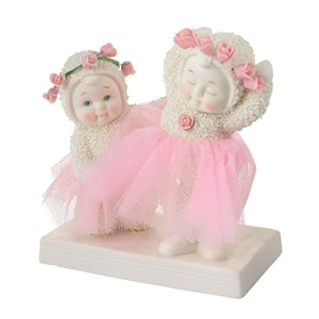 Department 56 Snowbabies Classics Tutu Cute Figurine, 3.94 inch