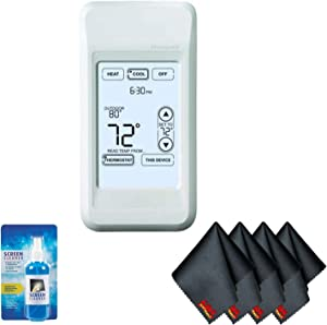 Honeywell REM5000R1001 Portable Comfort Control with Screen Cleaning Kit and 1-Year Additional Warranty