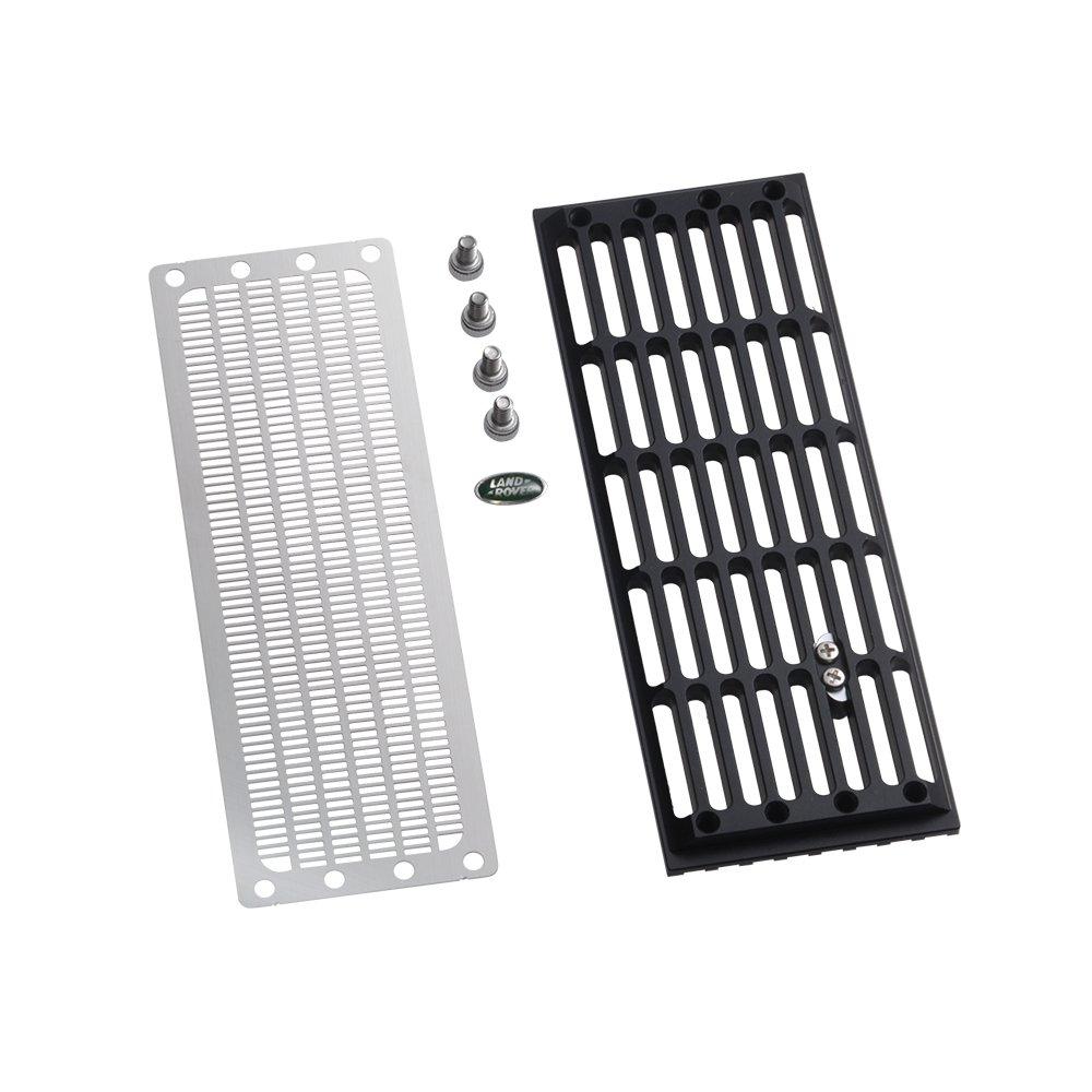 Amazon.com: TRX-4 Rejilla de entrada de aire de metal con ...