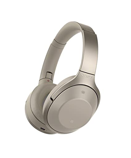 f64aa9f7c28 Amazon.com: Sony Bluetooth stereo headphone MDR-1000X Gray beige [Japan  imported] (International Model): Cell Phones & Accessories
