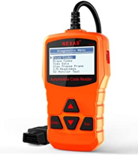 NEXAS Heavy Duty Truck Scan Tool Auto Scanner with Oil Reset/Force