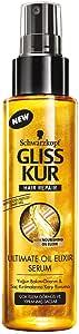 Schwarzkopf Gliss Kur Hair Repair Ultimate Oil Elixir Serum 100ml