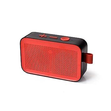 Crazboy - Altavoz portátil inalámbrico Bluetooth estéreo FM ...
