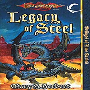Legacy of Steel Audiobook