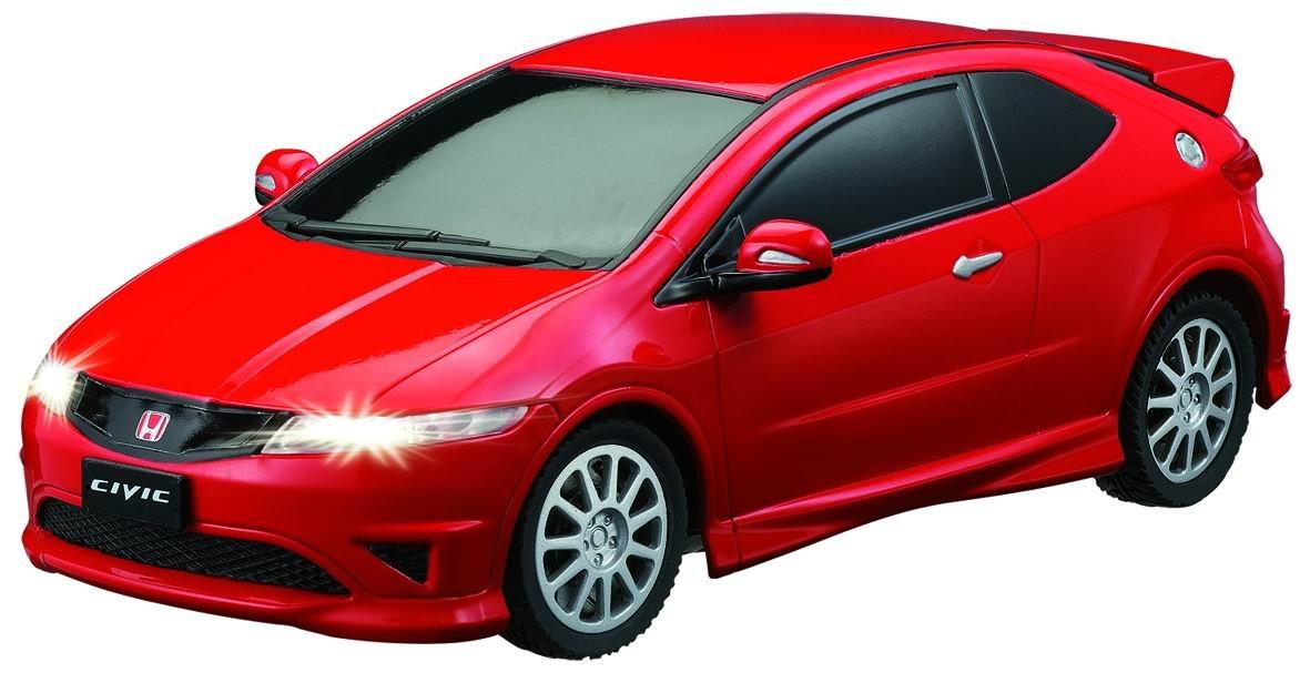 Auldey - Honda Civic 1:16 ScaleTyper Coches (Rojo): Amazon.es: Juguetes y juegos