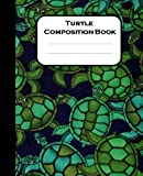 Turtle Composition Book, Reissa Roni, 1492174327