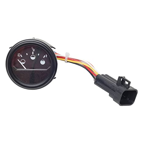 EZGO 612314 State Of Charge Fuel Meter For RXV Gas Electric Vehicles