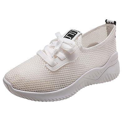 wholesale dealer 237a5 591ed Sneakers Estive Scarpe da Ginnastica Traspiranti da Donna ...