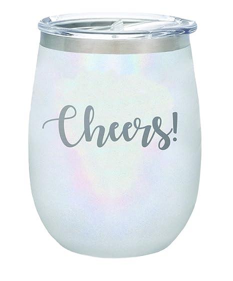18afec993eb Amazon.com   TSC Cheers Celebration Series Powder Coated BruMate 14 ...
