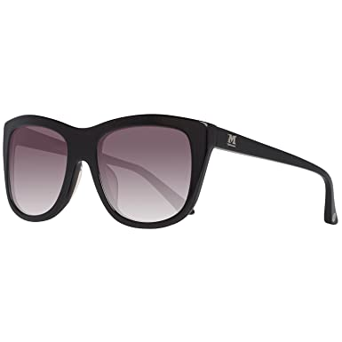 a2487b853aa231 Missoni Sonnenbrille MM549 01SA Damen Schwarz Sunglasses: Amazon.de ...
