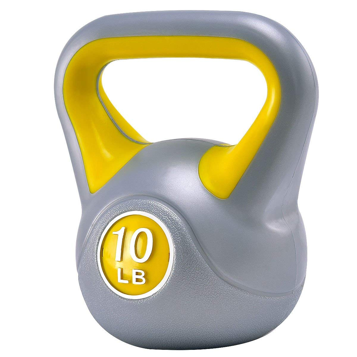 Pounds Kettlebell Weights Barbell for Full Body Workout Fitness Weight Loss Strength Training Cross Training WenstsKufAN 10