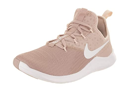 d81c3171a680 NIKE Women s Free Tr 8 Particle Beige White Guava Ice Training Shoe 8.5  Women US  Amazon.co.uk  Shoes   Bags