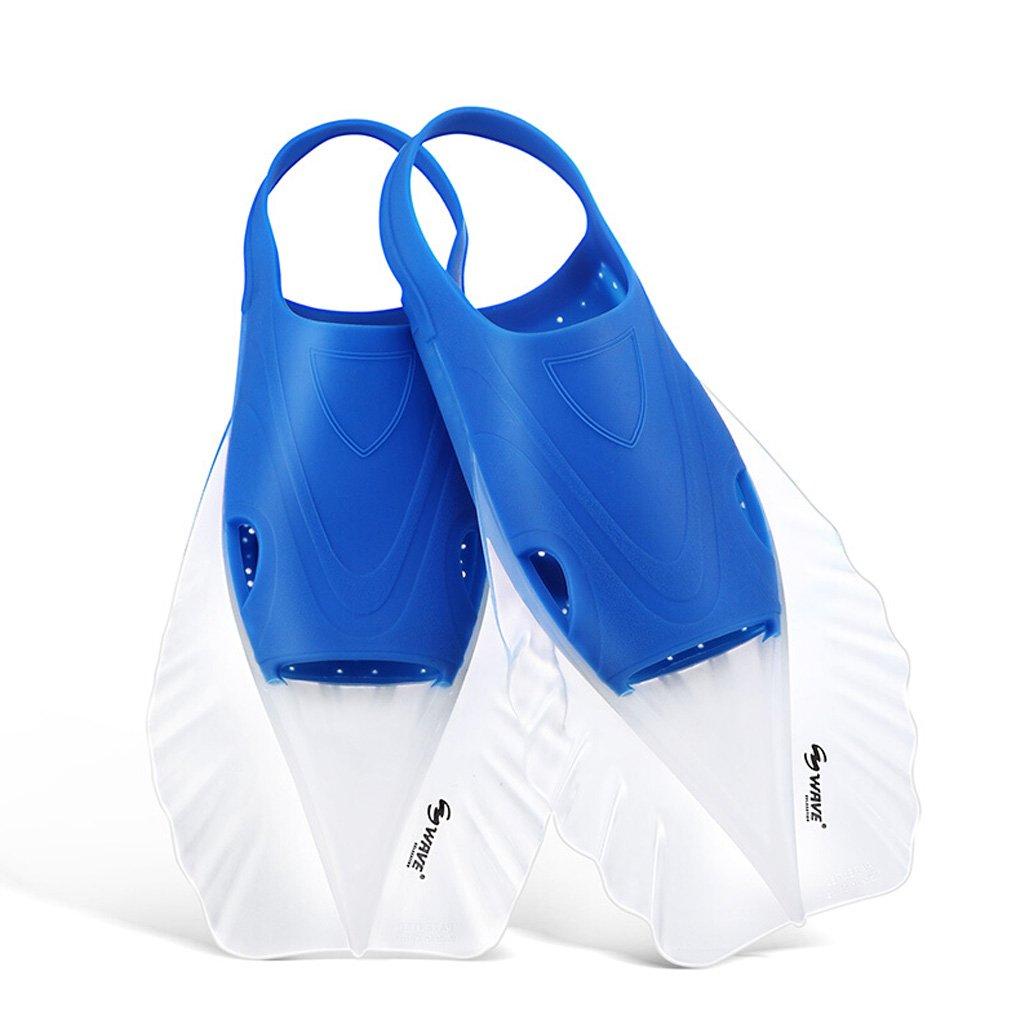 ダークブルーカラーアダルトダイビングシューズスキューバダイビングスイミングスノーケリングダイビングスイミングサーフサーフ3サイズオプション B07F423CQD   US 6.5-8