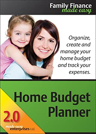 Home Budget Planner 20 For Mac Download