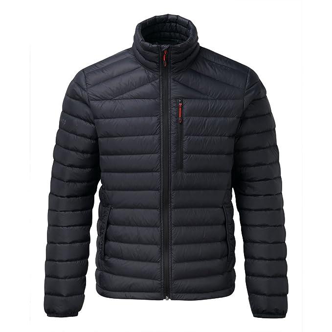 TOG 24 – Zenón hombre chaqueta negra - hombre: Amazon.es: Ropa y accesorios