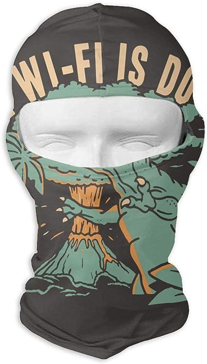 Gomop Ski Cap Free-Mason Logo Full Face Mask Wind-Resistant Face Mask
