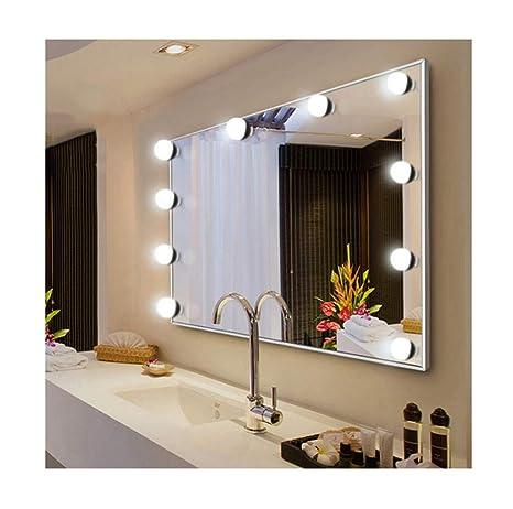 Lumières de miroir de bain Miroir LED Salle De Bains Lumière