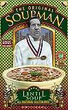 The Original Soupman Gluten Free Lentil Soup 17 Oz (6 Pack)