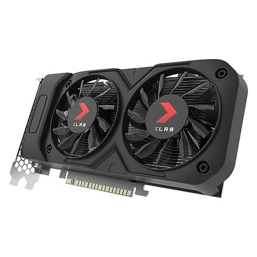 PNY KF105IGTXXR4GEPB GeForce GTX 1050 Ti 4GB GDDR5 - Tarjeta ...