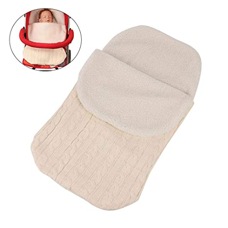 Kobwa - Manta térmica para bebé recién nacido, manta para bebé, manta para bebé