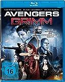 Avengers Grimm [ NON-USA FORMAT, Blu-Ray, Reg.B Import - Germany ]