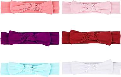 JMITHA Fascia Capelli Neonata Fascia Dei Capelli Headwear Bambina Bambino fascia Fasce Capelli Bambina Capelli Accessori