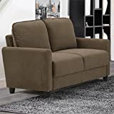 Lifestyle Solutions Scottsdale Loveseat in Taupe For Sale