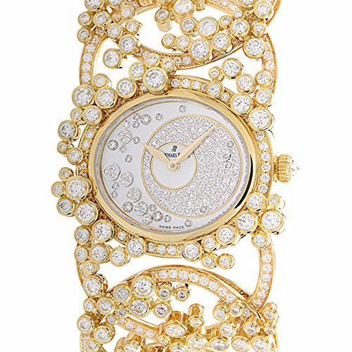 Audemars Piguet Millenary (Ladies) mechanical-hand-wind mother-of-pearl womens Watch (Certified Pre-owned)