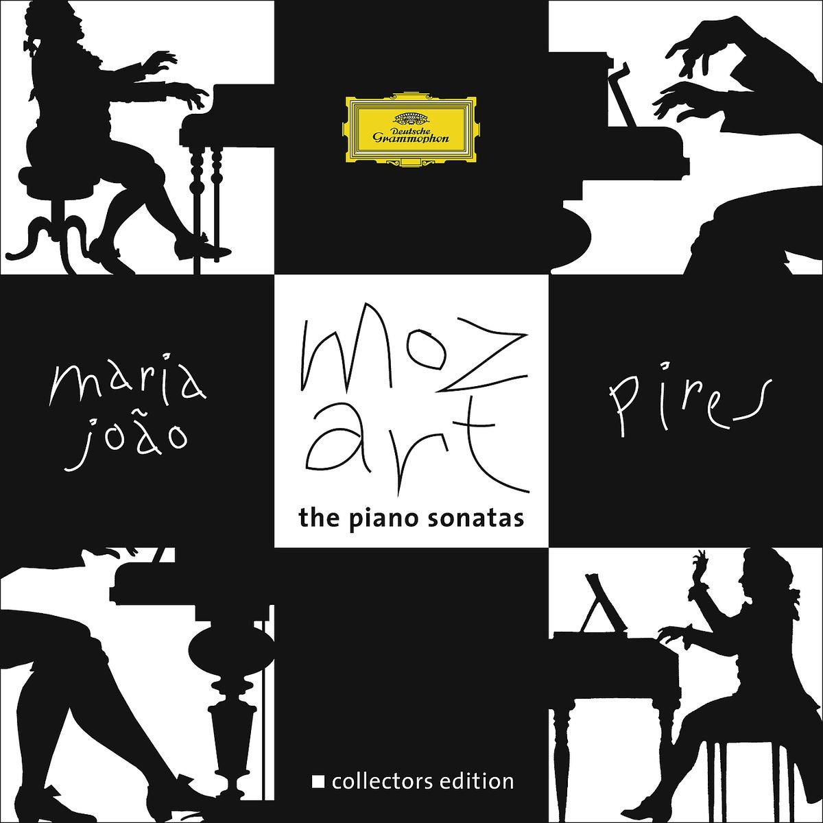 Maria Jo o Pires - Piano Sonatas (Boxed Set, 6PC)