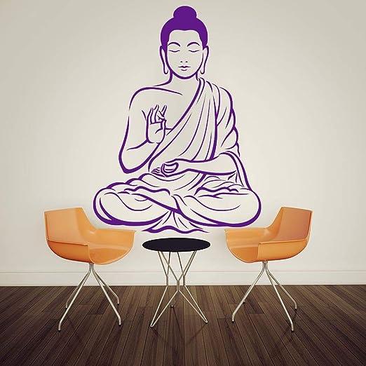 guijiumai Dctal Yoga Club Sticke Buddha Decal Buddhism ...