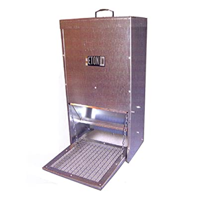 Eton Galvanised Treadle Feeder, 12 kg