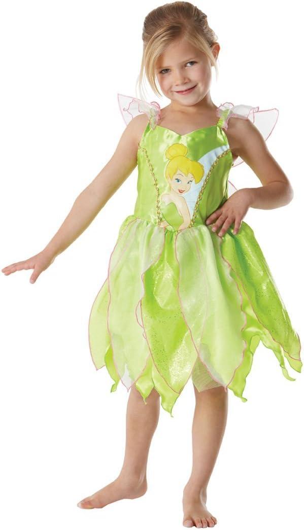 Disfraz de hada de Disney o de Campanilla traje cuento infantil ...