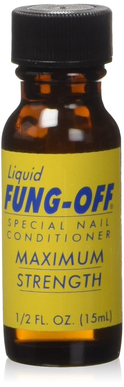 NO LIFT Fung Off Nail Conditioner, 0.5-Ounce