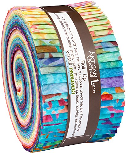 quilting jelly rolls batik - 6