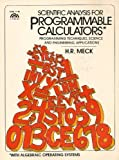 Scientific Analysis for Programmable Calculators, Meck, H. R., 0137964099