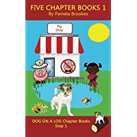 Five Chapter Books 1: Systematic Decodable Books for Phonics Readers and Folks with a Dyslexic Learning Style (Dog on a…