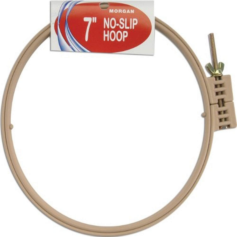 "Morgan Plastic No-slip Quilting Hoop 14/""- Noslip Products 9inch 14"