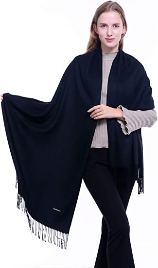 Hot Fashion Soft Pashmina Shawl Wedding Shawl Silky Women Big Long Scarves Wrap
