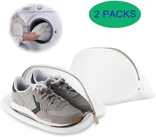 Saco Lavadora para Zapatos, Premium de Malla de Lavandería para ...