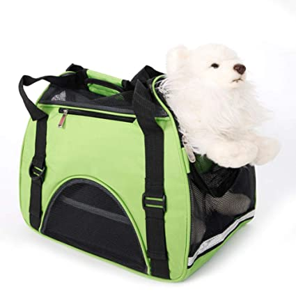 0fb000cbaca9 Amazon.com : smartey Hollow-Out Portable Breathable Waterproof Pet ...
