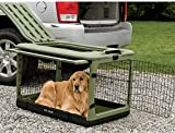 Orvis Collapsible Dog Travel Crate / Large, Large