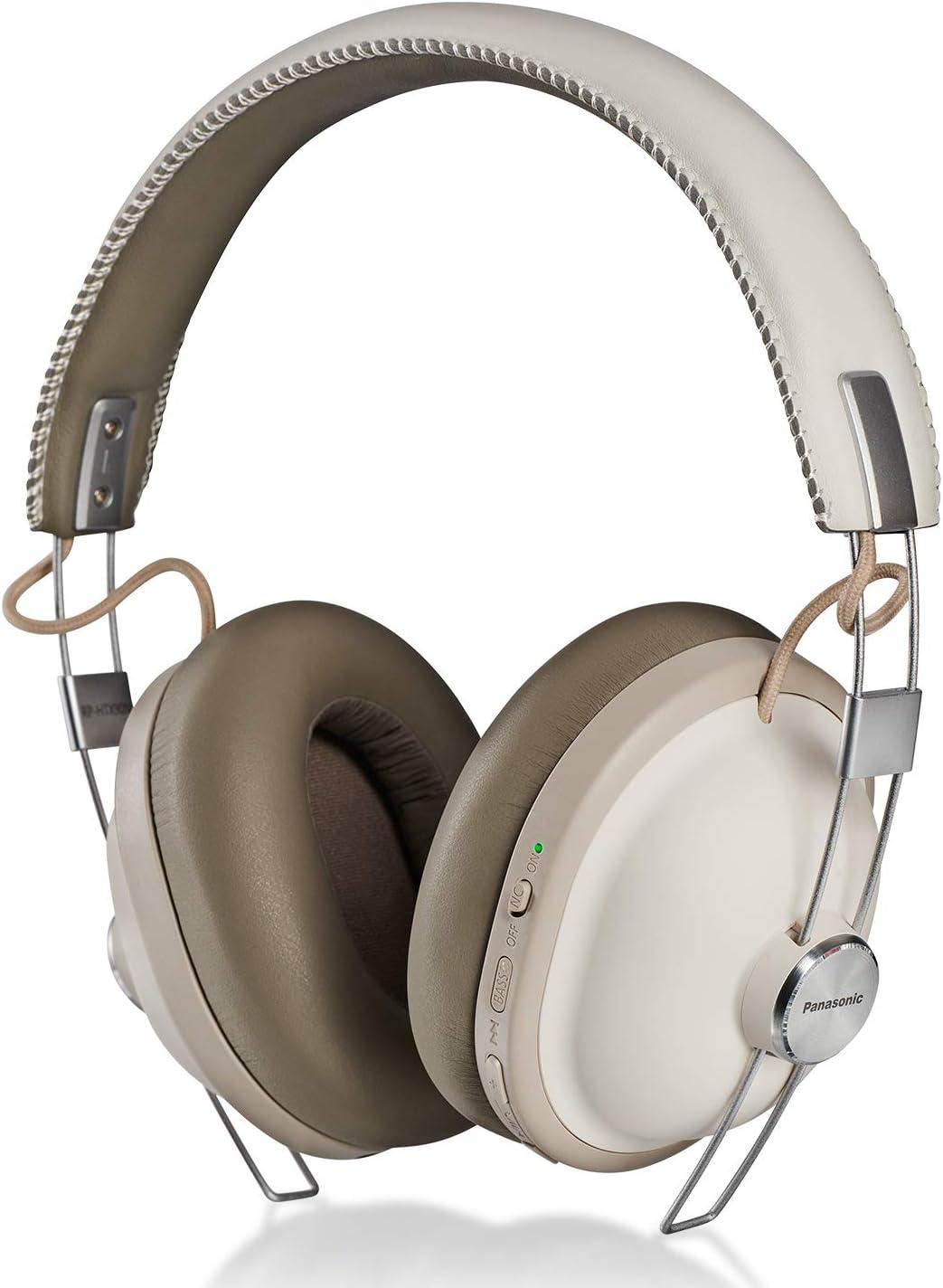 Panasonic Retro Noise Cancelling Bluetooth Wireless Headphone
