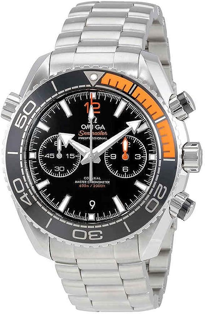 Omega Seamaster Planet Ocean cronógrafo automático reloj para hombre 215.30.46.51.01.002