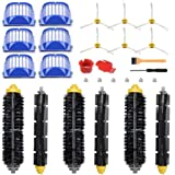 Replacement Accessories Kit for iRobot Roomba 600 Serie 595 614 620 630 650 651 652 660 675 680 690(Not for 645 655),6…