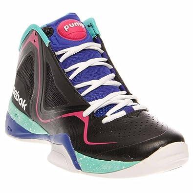 Reebok Pumpspective Omni Tenis de Baloncesto, Color Negro, Talla ...