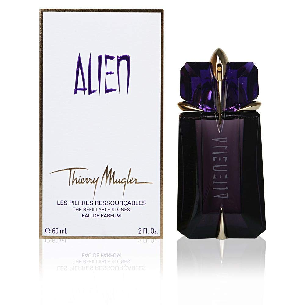 bef329276 Amazon.com: Alien By Thierry Mugler For Women. Eau De Parfum Non Refillable  Spray 1 Ounces: Thierry Mugler: Beauty