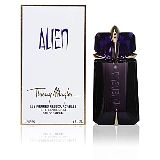 cf196b197 Amazon.com: Alien By Thierry Mugler For Women. Eau De Parfum Non Refillable  Spray 1 Ounces: Thierry Mugler: Beauty