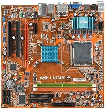 Abit I-N73HD Windows Vista 32-BIT
