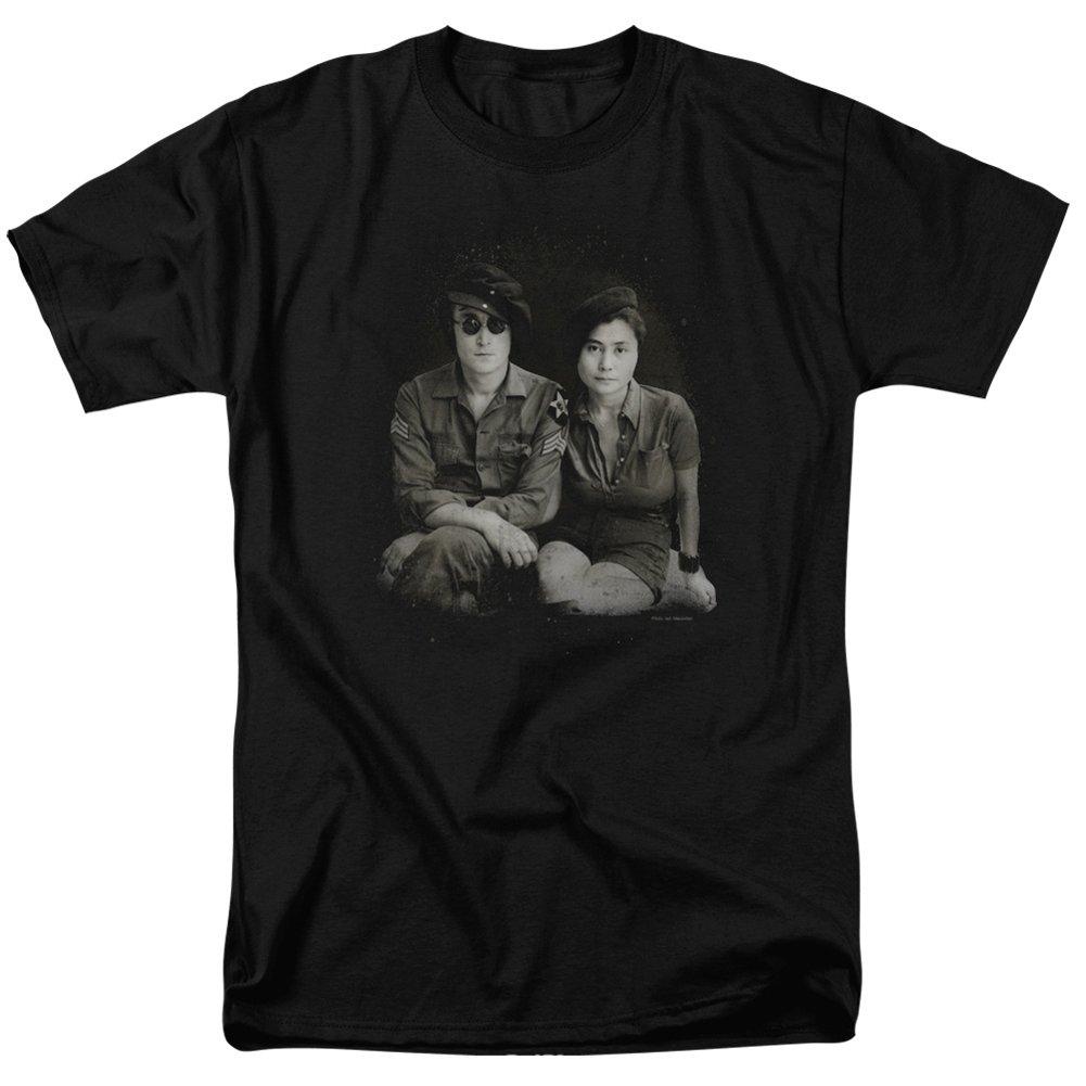 TeeShirtPalace Beret T-Shirt John Lennon